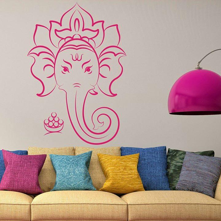 Happy Ganesha chatur