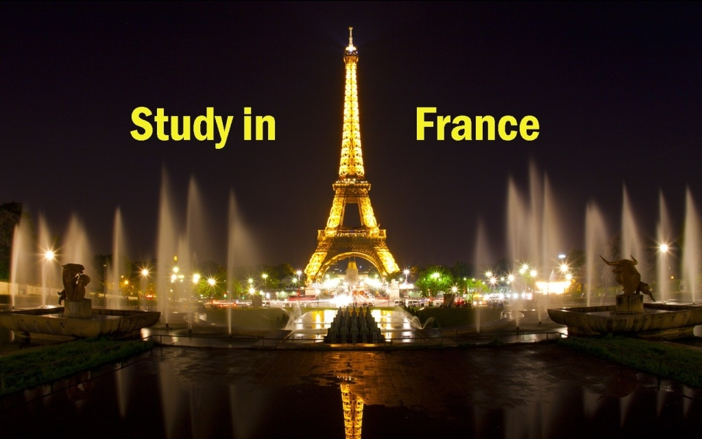 Shelldreams Overseas will help you to get the Student visa to France, A gateway to Europe.  Why France Study is better than other European countries ?  Great Job Opportunities after Study in France  France is next overseas destination for students in India – The Times of India  Very Well Paid Internship after 5 to 8 months of study in France  France Study is ranked as 3rd leading host country for international students  Quality Education  Low & Reasonable Fees  No IELTS, TOEFL required  20 hrs. part time allowed  Work permit & PR opportunities  Benefits of enrollment with Shelldreams Overseas  Quality services from getting admission till visa process  Post landing services to the students in France  Marked as quality organization for its excellent services for information about French institutions  Support students for accommodation  Assist your students where to learn French for free  Provide guidance for Internship  Part time job assistance  Provide work permit information after programs and internships  With a promise to keep you informed on further developments.  List of Colleges / Universities in France :  1.	ESG Management School 2.	Paris School of Business 3.	Hotel School Vatel 4.	Inseec Business School 5.	EPITA Graduate School of Computer Science 6.	EDHEC Business School 7.	EFREI Engineering School of Information and Digital Technologies 8.	Kedge Business School 9.	ESC Rennes School of Business 10.	Paris ESLSCA Business School 11.	ESIGELEC 12.	Audencia Nantes School of Management 13.	HEC Paris 14.	NEOMA Business School 15.	INSEAD 16.	ISEP 17.	France Business School 18.	Grenoble Graduate School of Business 19.	Hetic Internet School 20.	Schiller International University 21.	École Normale Supérieure 22.	Strate School of Design 23.	Novancia Business School 24.	Paris-Sorbonne University 25.	ESMOD France 26.	Istituto Marangoni 27.	Groupe ISEE 28.	Pierre and Marie Curie University 29.	EPITECH 30.	Institut Supérieur de Gestion 31.	Higher School of Interpreters and Translators (ESIT) 32.	Ecole Polytechnique 33.	University of Cergy-Pontoise 34.	Le Cordon Bleu – Paris 35.	ISA Lille – Institute of Life Sciences 36.	Université Jean Moulin Lyon 3 37.	Horizons University 38.	Toulouse Business School