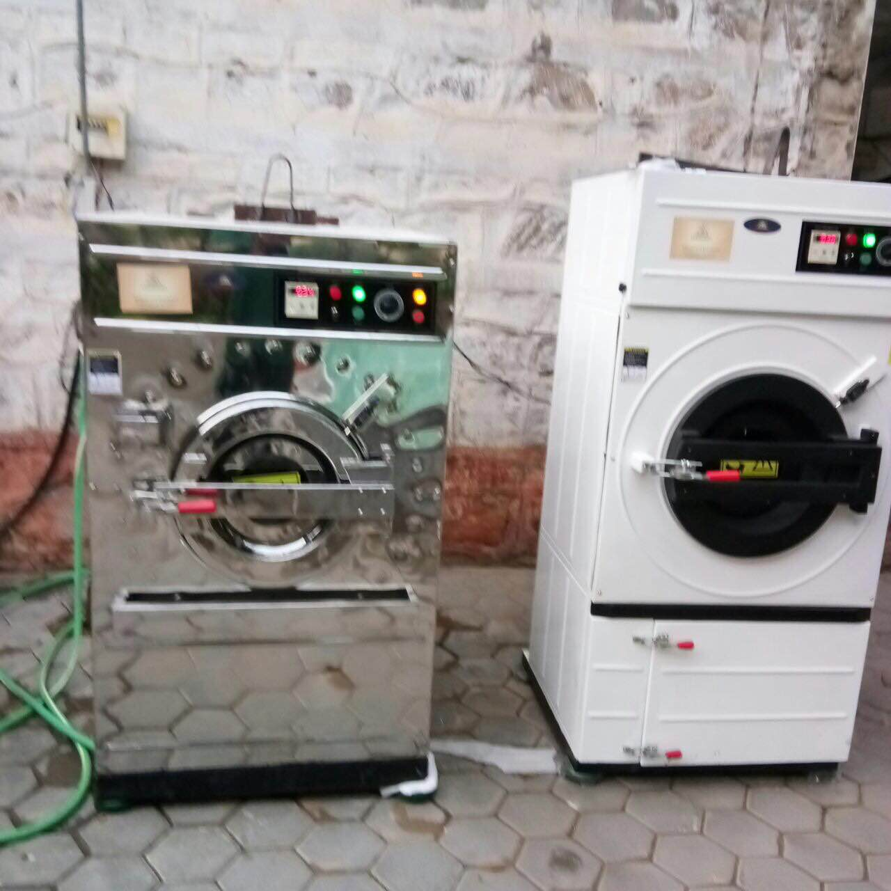 Industrial Washing Machine Manufacturer  In India. We are one of the oldest manufacturing company of Industrial Laundry, Drycleaning, Finishing Equipment. Developed Special Machine for Different Jobs.