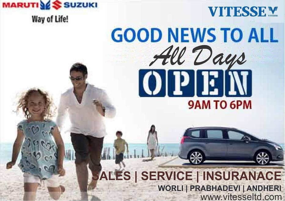 Maruti Service Station in Mumbai Best Service Station in mumbai for all your maruti car needs. book you appointments on www.vitesseltd.com/service