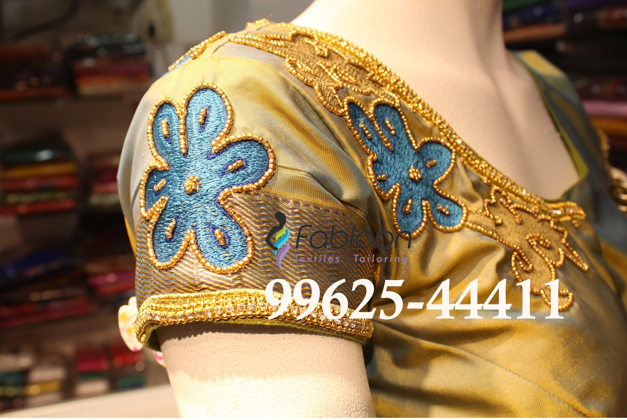 Hand Embroidery Designs Pattern At Fabloon Stitching In Vadapalani, Mob: +91 9962544411, 044 48644411.   Pretty Dresses Fashion Boutique Trendy Dresses Fashion Store Check all updates for more collections.