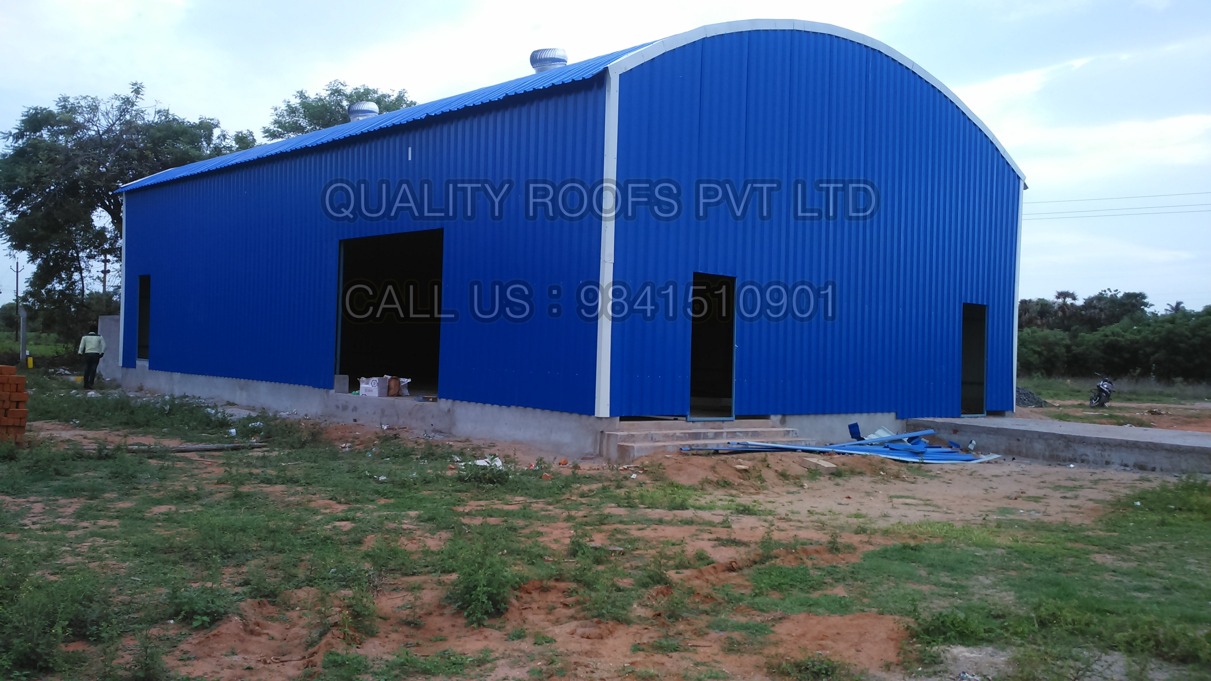 Best Industrial Roofing Contractors in Chennai. we are the best Industrial Roofing Contractors In Chennai, we undertake all kinds of Industrial Roofing services and we give best Industrial roofing solutions. we serve all over Tamilnadu. we are using best quality Roofing Sheets and Structures and our rate is very competitive.