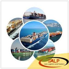 Axis logistics and p