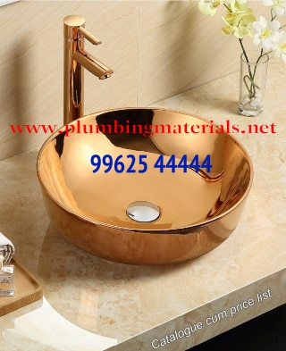 Hindware Kohler Jaquar Wash Basins AbhiVairavansPlumbingCompany Chennai Kodambakkam 9962544444 Plumbingmaterials Table Top Basin