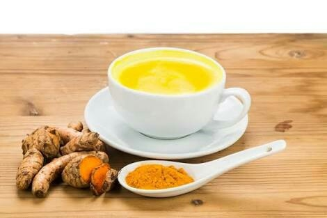 Turmeric Tea Recipe To make turmeric tea at home, follow these steps:Boil 3 to 4 cups of water on the stove.Add 2 teaspoons of turmeric and stir.Simmer for about 5 to 10 minutes.Strain the tea into another container.Add in honey, fresh squeezed lemon or orange juice to taste.Add a pinch of black pepper to increase absorption.You may also add a teaspoon of gingerjuice. Another great addition can be cinnamon.#turmerictea #ayurvedahomeremedies #naturalhealthcareguide