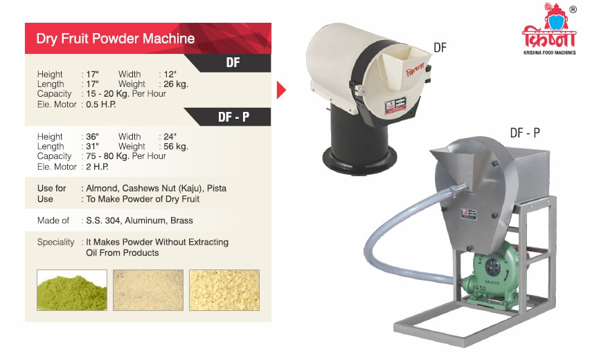 Manufacturer Of Dry Fruit Powder Making Machine, It Will Be Available In Small And Heavier Capacity, The Main Specialty Of The Machine Is, It Can Cut Without Extracting Oil   https://www.youtube.com/watch?v=N4-LO_0SR4U& t=21s  For More Detail Please Contact Us as Below:  Phone: 9428264944   E-Mail: hktexports@gmail.com    Skype: hkt_india    Cashew Powder Machine   Almond Powder Making Machine   Almond Powder Machine   Almond Powder  Cashew Powder Making Machine   Cashew Powder Machine   Cashew Powder   Cashew Flour Making Machine   Pistachio Powder Making Machine   Pistachio Powder Machine   Pistachio Powder  Peanut Powder Making Machine   Peanut Powder Machine   Peanut Powder   Peanut Flour   Peanut Butter Making   Peanut Butter Making Machine   Peanut Butter 