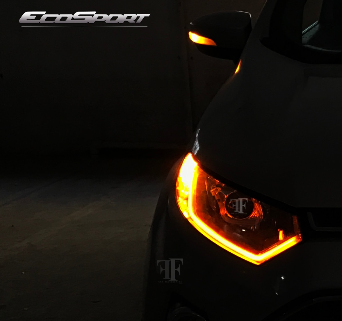 DRL customisation for any car best possible and suitable way with professional installation both tube type and LED type at affordable cost please visit ff car accessories for further details please call 9840409010
