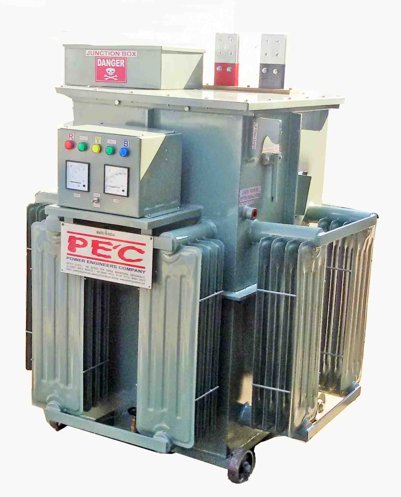 Electroplating Rectifier Ahmedabad : POWER ENGINEERS COMPANY