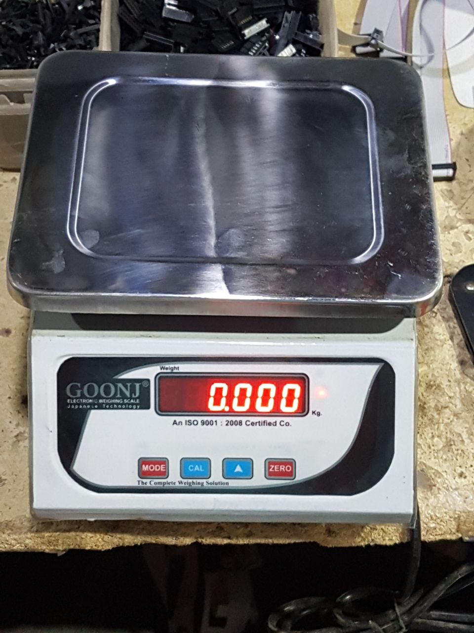 MT Weighing ScaleCa