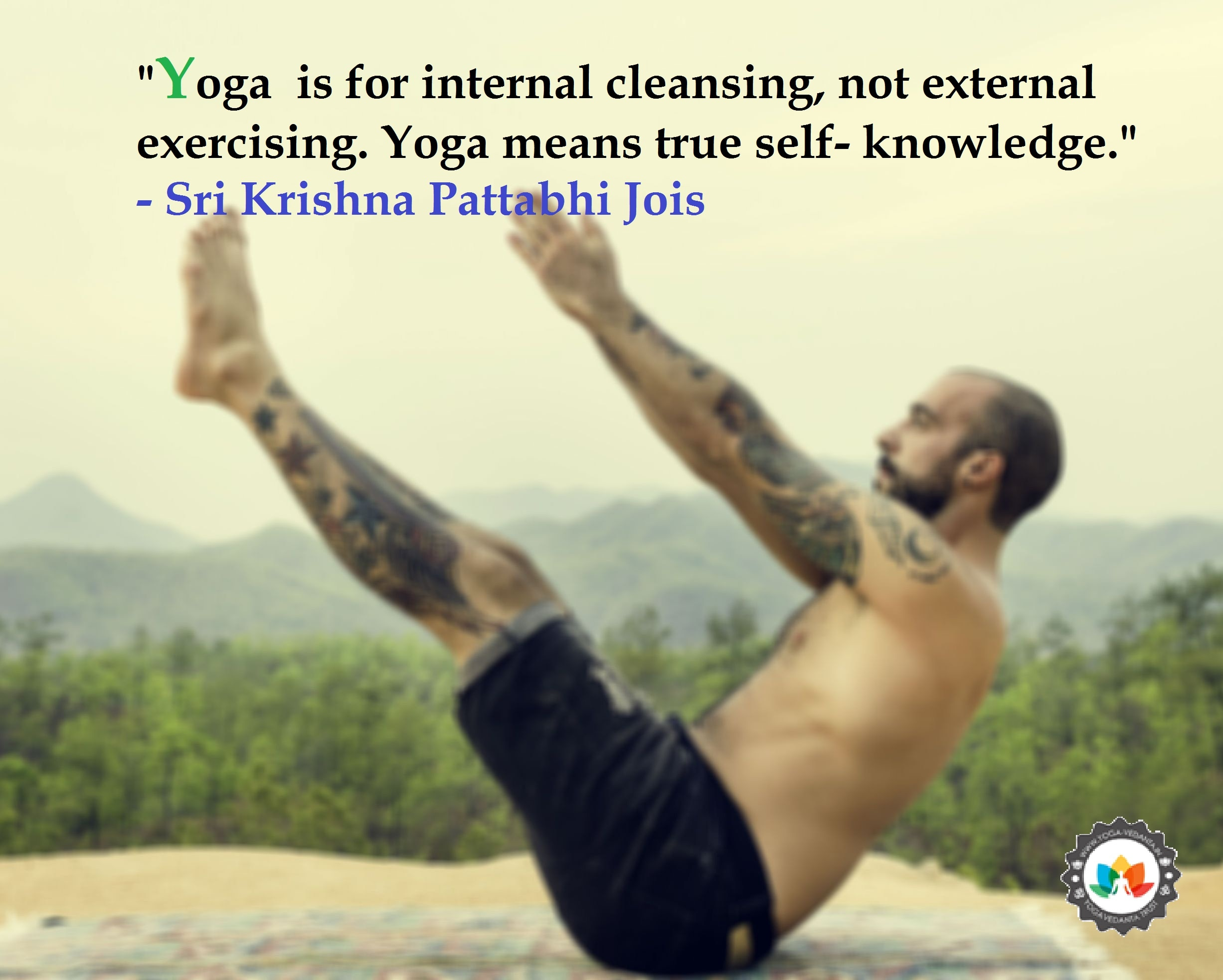 Yoga Fact Of The Day