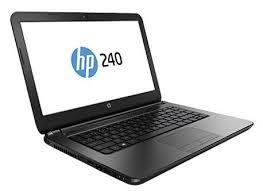 HP 240-G5 laptop Intel core I 5 7th Gen 7200U / 4GB RAM / 500GB HDD 7200RPM / DVDRW / 14.1