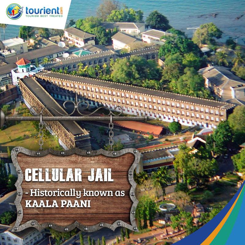 A visit to the historic jail is a must when you are in Andaman and Nicobar island for holidays. Plan your trip with Tourient!  Contact us for more details on Andaman Tour Package!