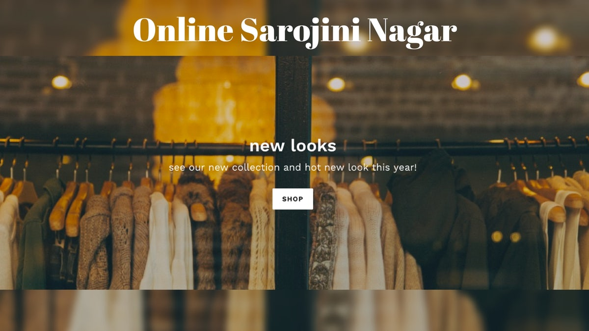 Best Shopping Market In Delhi  OnlineSarojiniNagar: Your Favourite Shopping Market is now Online  You've probably heard a lot about this already and gotten a forwarded messages on your group chats. It's all true. The all-time-favourite shopping destination for best bargain buys in the country is now online. Made possible because of the genius of Mohammed Adil. This website aims at giving its customers the best of what Sarojini has to offer at the same price or even lower. However, they're not the sellers but mere brokers. Actually even brokering would be wrong to say.  The website aims to be an online market space for the sellers of Sarojini to find potential online customers. Most of us love the deals that Sarojini has to offer but can't stand the ocean of people that we have to swim through to get them. Via this online portal, it'll now be possible to shop for the same without having to exchange perspiration with a few hundred strangers. So, wait no longer and check out the best way to get the best shopping deals the fashion world has to offer.  Explore More: https://www.delhipedia.com/Home/Category/Market& Shopping