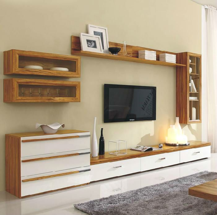 Wall  mount TV units can be decorated by Sai interior whitefield