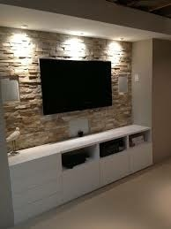 Sai interior latest tv unit project