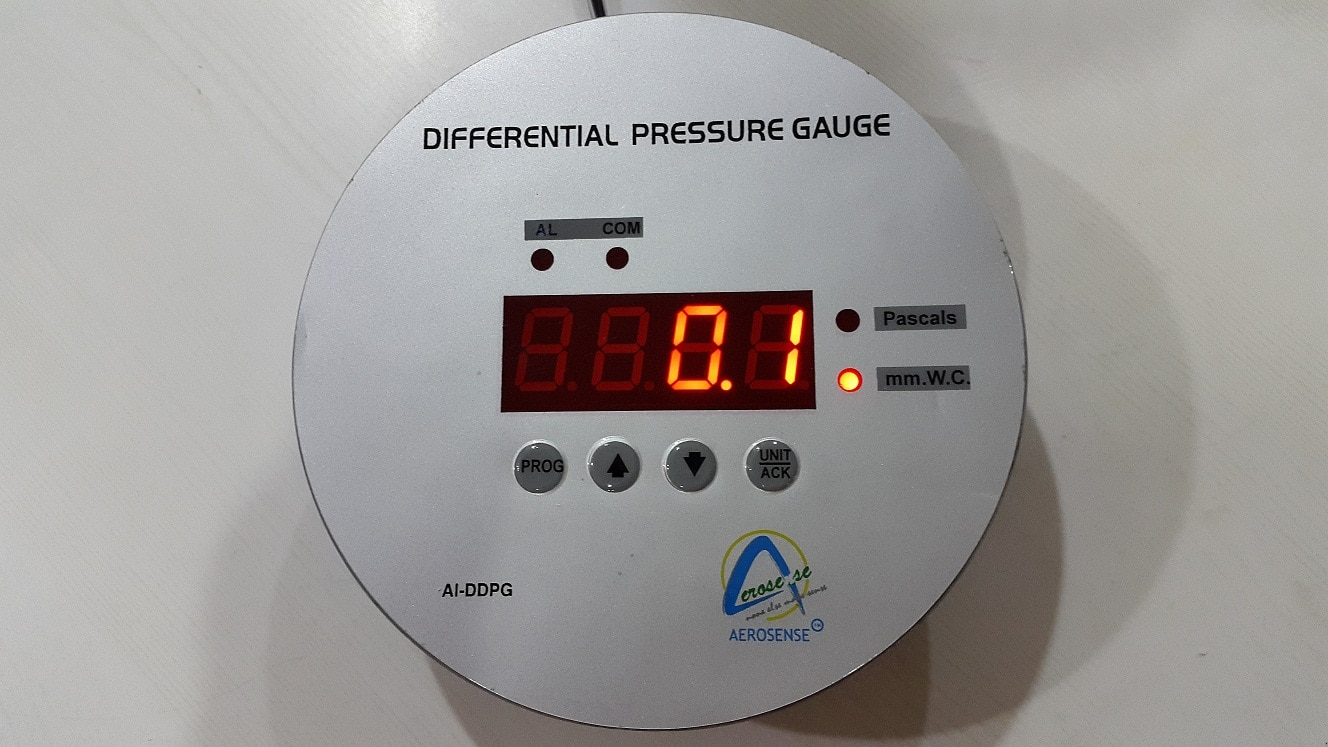 We hvae Easy to Operate Digital Differential Pressure Gauge. We are Most Preferred and Leading Supplier in Chandigarh and Delhi
