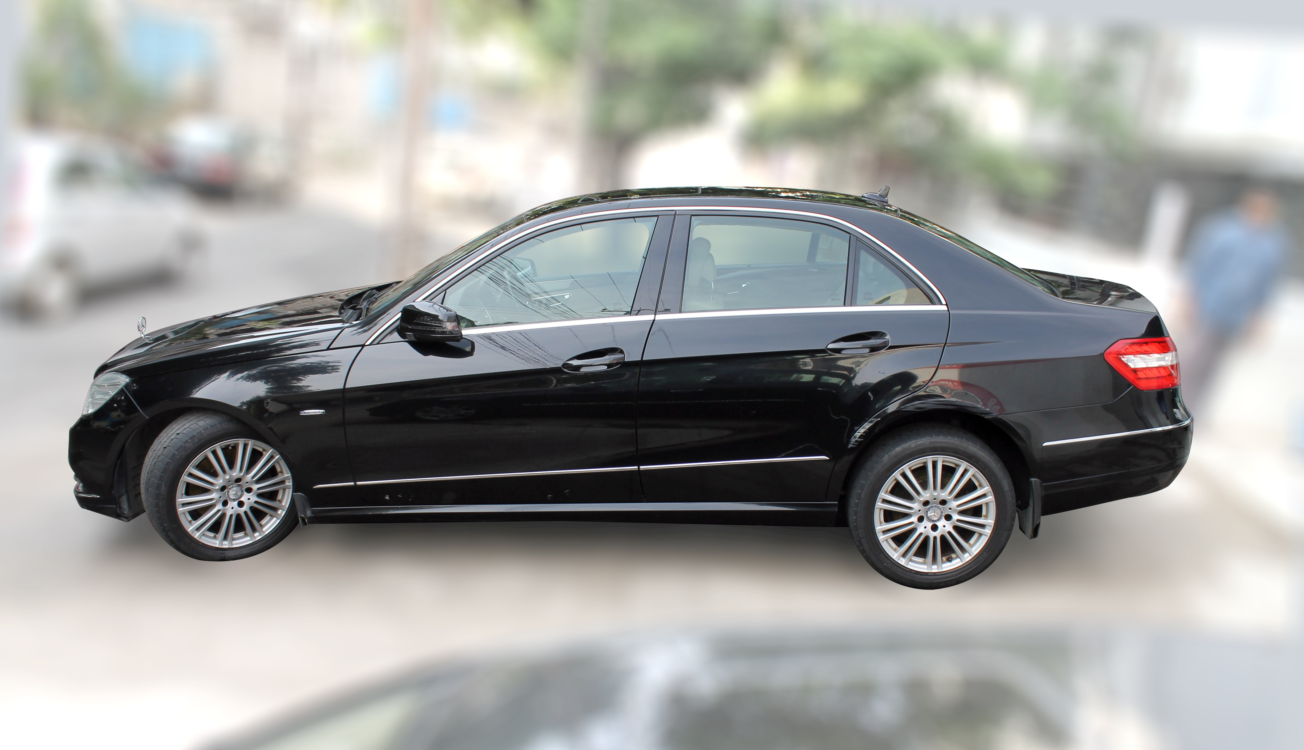 MERCEDES BENZ E250 (OBSIDIAN BLACK COLOR, DIESEL), 2010 model done only 49, 000kms in absolute mint condition... buy now and get one year servicepack from us. For further info call 7569696666. Visit us @ www.vasantmotors.in