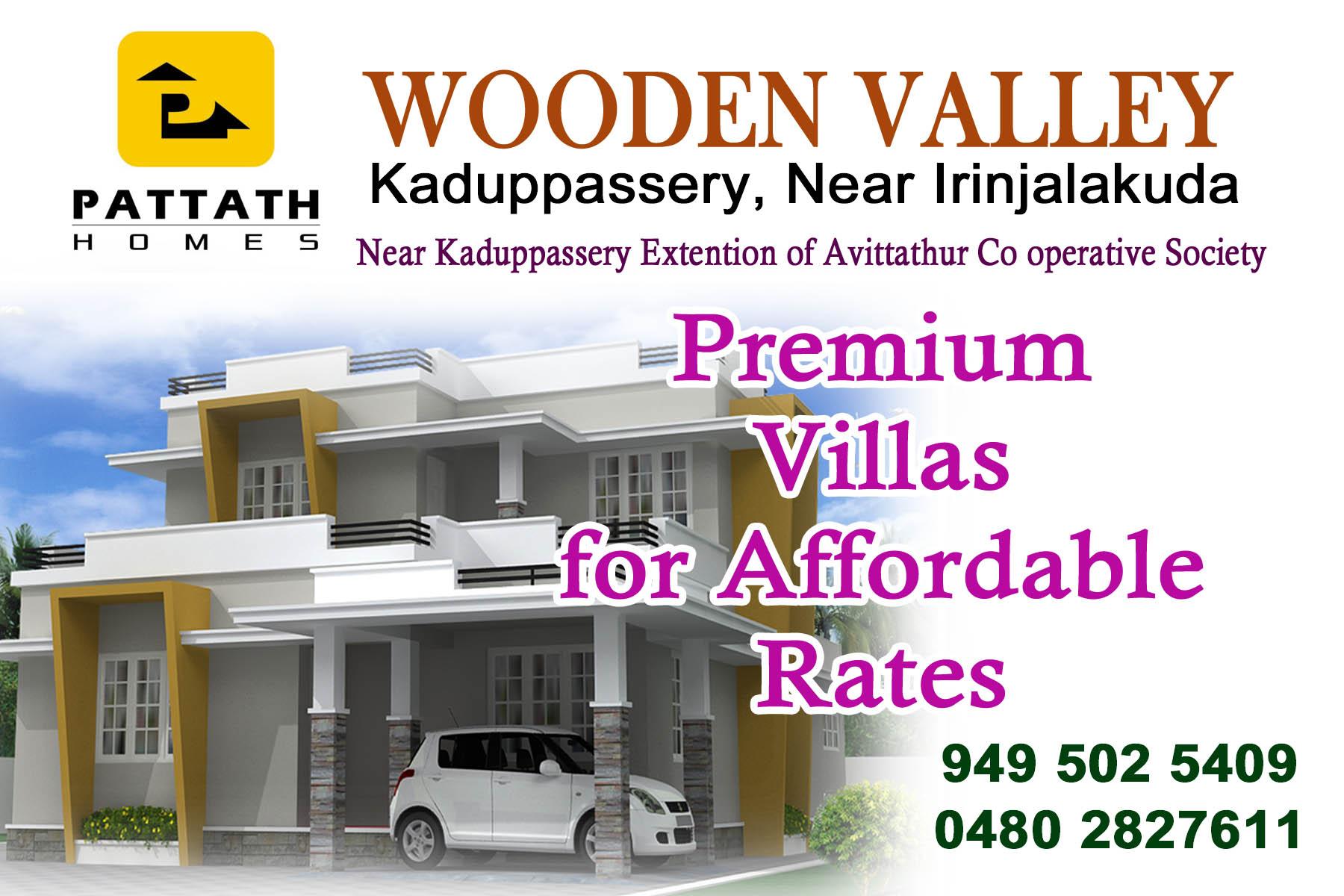 Pattath Homes provid