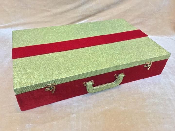 Premium Sherwani Box  We are leading manufacturer, supplier and wholesaler of premium Sherwani Box in Delhi  For more info visit us at http://regards.cc/bizFloat/5a16611aa6774712b815914e/Premium-Sherwani-Box-We-are-leading-manufacturer-supplier-and-wholesaler-of-premium-Sherwani-Box-in-Delhi-