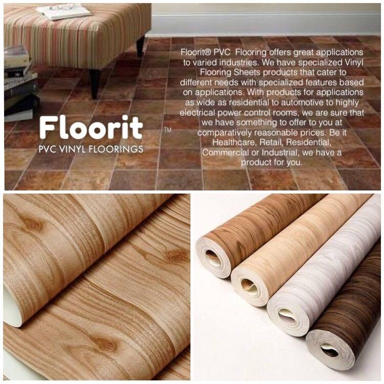 FLOORIT PVC Flooring Offers Great Applicati Premier Tarpaulins - Vinylboden für industrie