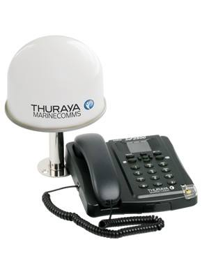 Ready stock Thuraya SF2500 Garansi resmi Harga terjangkau  Voice, Data & Tracking Kapal Laut.  Dapatkan harga & pelayanan terbaik dengan menghubungi sales marketing kami di no telephone : 021- 7324948/081288098069 www.tokoteleponsatelit.com   Thuraya SF2500 is a phone Satellite based GPS tracker for maritime communications with which you may receive or make calls through the Thuraya satellite network. The Thuraya SF2500 phone is one of the leading Satellite Trackers in its sector and apart from ensuring the safety of its crew, it offers an extra element using a Panic button that can send emergency calls to predefined phone number so they can assist you at all times.  The emergency SOS sends SF2500 are always accompanied with GPS position and date-time of the emergency, besides these SOS they can be sent to a Tracking Management Platform or GPS control center to be treated more quickly and efficiently. Thuraya SF2500 is a good choice for GPS Satellite communications at sea, both for large boats and pleasure boats or for GPS mobile assets that need to be tracked by location phone calls.  GPS Tracker technical details:Brand:ThurayaModel:SF2500Target Market:Track & Trace, 2-way messages w/driversVoice:YesBack up Battery:NoInternal Memory:NoCommunication method:SatellitePosition by:TimeSleep mode:YesPre-defined inputs:PanicInternal events based:YesAntennas:GPS internal, Satellite externalCasing:PlasticExtra Connectivity:Fix antennas, Microphone / Speaker, Serial Port, Mini USB portMade in:UAE