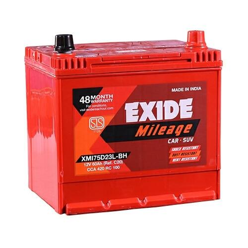 Exide Battery shop i