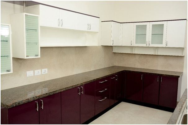 Unique Designs With Elegance Featuring, Attractive Modular Kitchen Designers  In Padi, Chennai. With