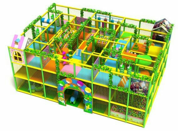 Our reputed organization Astrokidz Inc based in New Delhi (India) is offering an excellent quality of Children Soft Indoor Playground to our estimated costumers. And manufactured from a high quality of materials. And availed at reasonable rates. Main structure contains: children trampoline, ball pit, huge slide, tube spiral slide, climbers and themed soft toys etc.  +919911076230 www.astrokidzinc.com