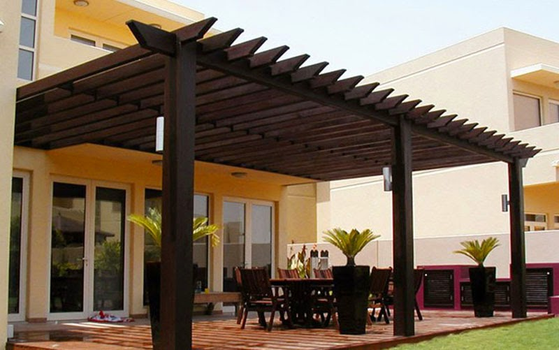 Want to build a perg - Want To Build A Pergola? We Can Help You Buil : Urban Livin