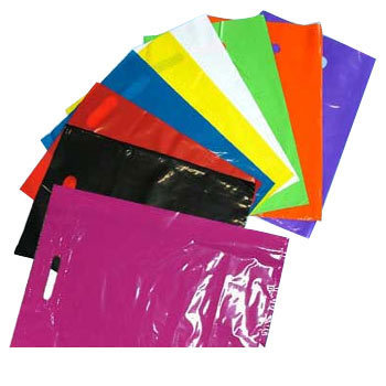 Plastic Bag for Shop: We are one of the manufacturer, supplier and trader of Plastic Bag for Shop. We make accessible these items in an assortment of sizes, plans and shades. These Industrial Plastic Bags are given in printed and plain and also straightforward and hazy assortments.  Features of Plastic Bag for Shop:  Smooth & glossy surface finish High strength Weather resistance