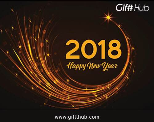 Wishing everyone a very happy new year 2018 !!   Buy the best corporate gifting products in Mumbai. We specialise in innovative and unique promotional merchandise.   Giftt Hub provides good quality and premium corporate gifts.