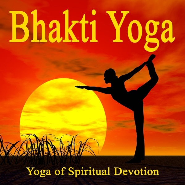 "BHAKTI YOGA (THE PATH OF DEVOTION)  Bhakti Yoga is one of the four main yogic paths to enlightenment. It means ""Devotion"" or ""love"" and this path contains various practices to unite the bhakta (Bhakti Yoga practitioner) with the Divine is known as Bhakti. Bhakti Yoga is considered the easiest yogic path to master mind, body, and spirit. It is the most direct method to experience the unity of mind, body, and spirit.  The path of Bhakti yoga is developed through a variety of activities. These include mantra meditation or the chanting of the names of God. The chanting is done either individually on beads (japa) or in a community by chanting mantras accompanied by music (kirtan). The study of sacred texts such as the Bhagavad-gita and Srimad Bhagavatam, associating with like-minded spiritual aspirants, eating sanctified vegetarian food, and living in a way that upholds the principles i.e. truthfulness, mercy, austerity, and cleanliness, are all core practices for a life of the follower of bhakti.  What is Bhakti Yoga? Bhakti Yoga is a Sanskrit word; Yoga means union. The only English word that can do justice to the word"