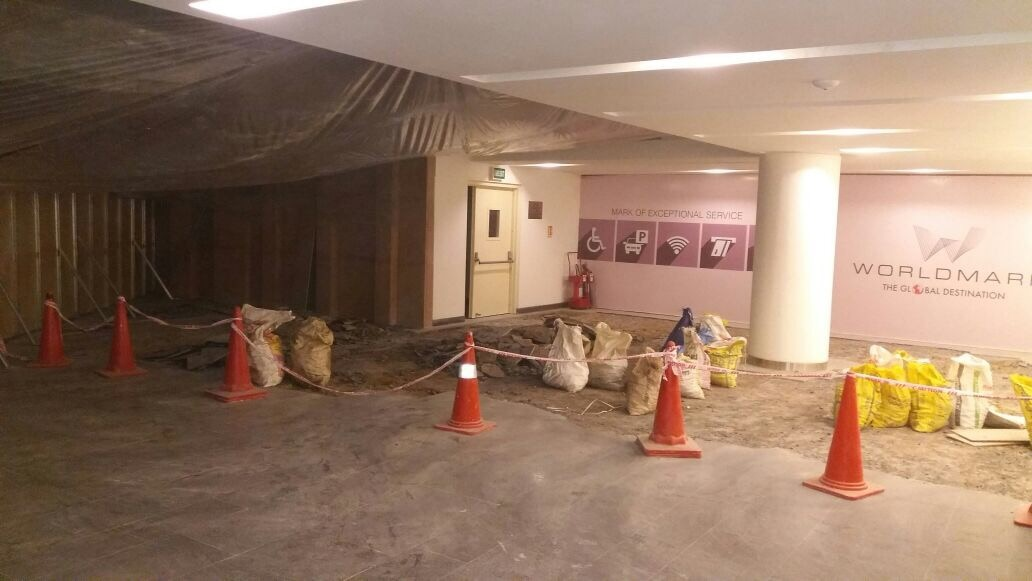 Our Currently Running Project in Worldmark-3 at Aerocity for Mitsui & Co.....