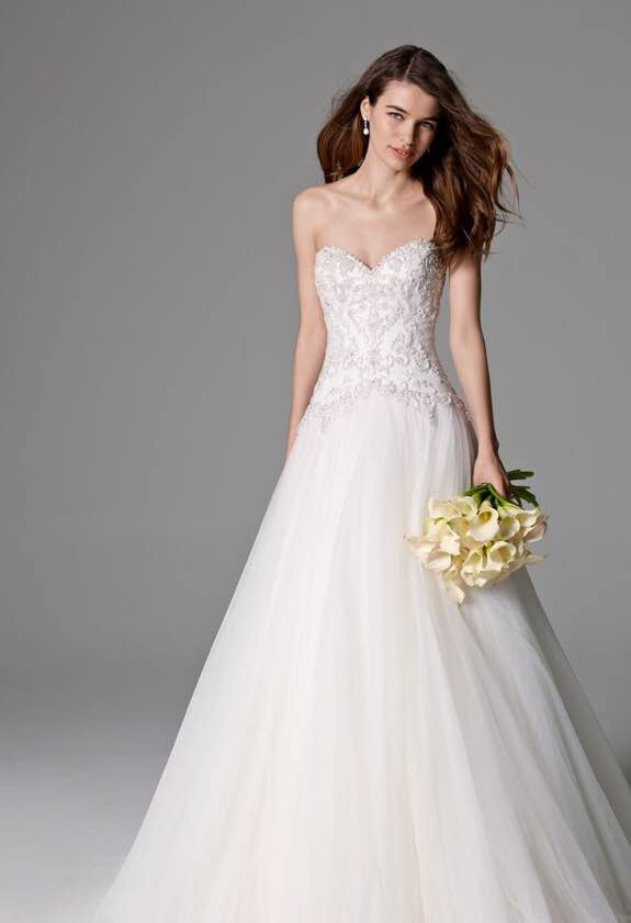 perfect fairy tale wedding gown : Sparkles Wedding Gowns in ...