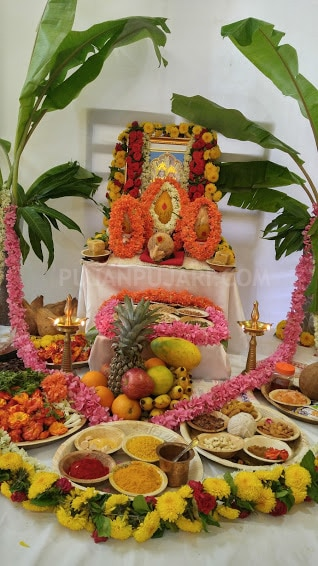 Lakshmi Narayana Pooja  Both Lakshmi and Narayana are worshipped together through the Lakshmi Narayana Pooja. Goddess Lakshmi, who is the deity of wisdom, wealth, fortune and prosperity, is easily appeased if Pooja is performed for her and the Lord Narayana at the same time. Those facing conjugal problems or legal issues should perform this Pooja.  For more details of All Type of Pujas in Bangalore & Chennai click on  http://www.pujanpujari.com