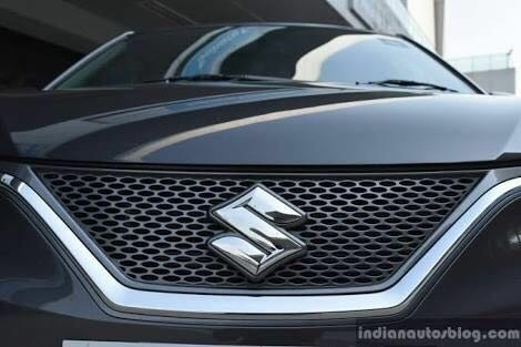 All New maruti nexa baleno front fancy grill...RS grill at Motominds