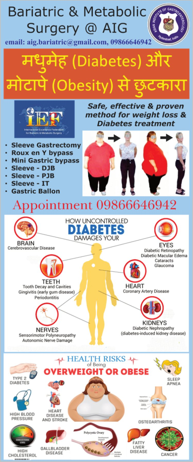 diabetes and obesity health risks What is known about the relationship between obesity and cancer how might obesity have lower risks of obesity-related obesity and diabetes.