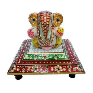 Ganesha idol made fr