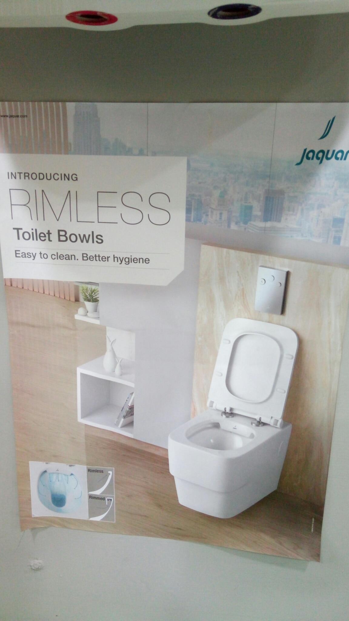 RimLess Toilet Bowls : INTERIOR & BUILDING MATERIALS 9962686686