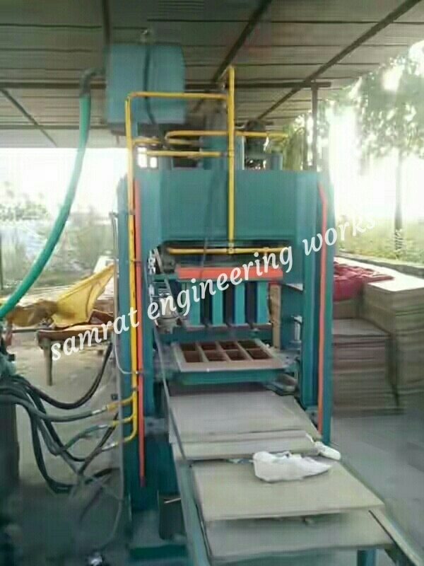 We are manufacturer all types of construction machinery in to like wise some brick machine and paver block machine. We are also supply in out state of gujarat some uttarakhand, uttar pradesh, madhay pradesh, mumbai, delhi, kolkata, orissa, and also extracted.  We are all type of fly ash brick machine and paver block making machine. Block is like wise place petrol pump on floor, sweet home, garden, and all extract type government project using in materials.  Brick machine|hollow block|CLC block|light weight bricks|aac block| fly ash brick|