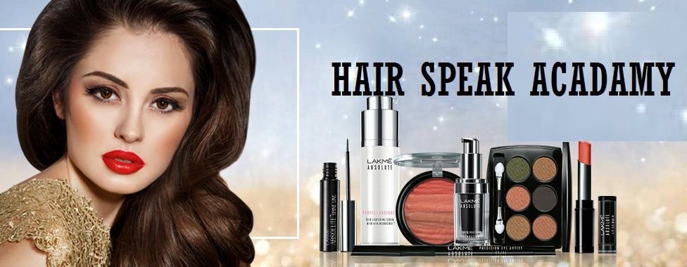HAIR SPEAK offering employment opportunities in beauty salon industry . As a certified beautician, your creative work and fun interaction with clients can lead to a fulfilling career.