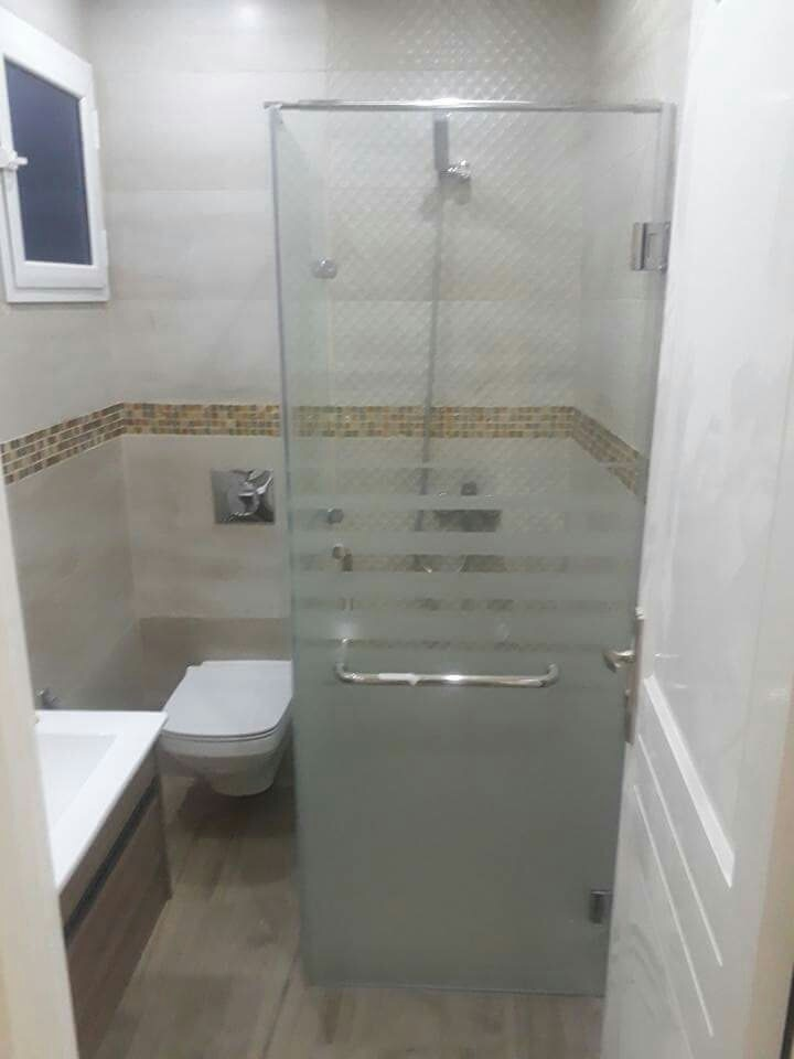 complete shower cubicle : World Art Glass in Hyderabad, India