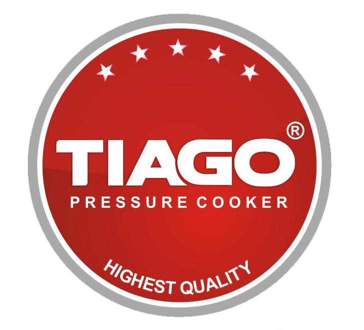 Experience the joy of cooking with a wide variety of pressure cookers offered by TIAGO COOKERS. The top notch quality of TIAGO COOKERS will always surprise you and you will every-time enjoy the mouth watering food cooked in TIAGO COOKERS. A cooker that does not have an expiry date.