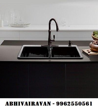 Nirali Kitchen Sink in Abhi Vairavan Plumbing Company<br /><br ...