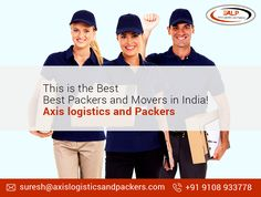 Axis Logistic at you