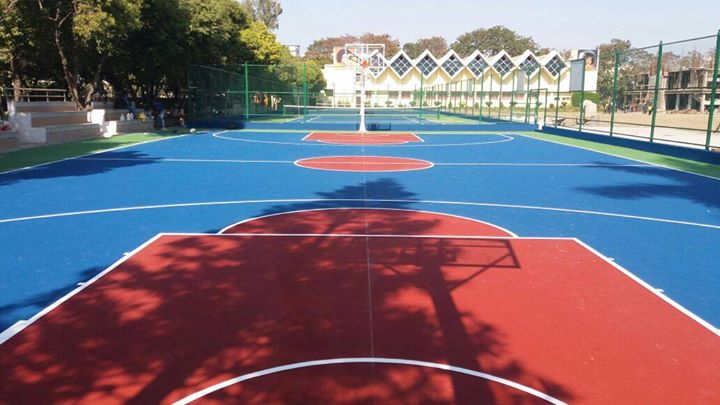 Sports teaches you to understand the meaning of a team. You need to be able to work with everybody; you don't have to be their best friend. You can experience the fun of competition and driving toward a common goal without pushing to bond in some major way with each individual on a project.sportinfrastructure company in IndiaBasketball court construction company in IndiaTennis court construction company in IndiaBadminton court construction company in IndiaVolleyball court construction company in IndiaSquash court construction company in IndiaAcrylic sports coating company in IndiaSynthetic sports coating company in India Sports poles manufacturer company in India For more info visit us at http://sportsinfrastructure.com/-Sports-teaches-you-to-understand-the-meaning-of-a-team-You-need-to-be-able-to-work-with-everybody-you-don-t-have-to-be-/b82