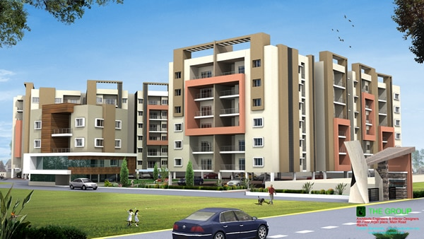 2BHK AND 3 BHK FLAT
