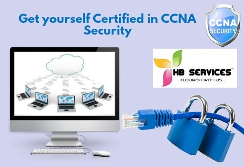 CCNA Security Certification in Velachery  CCNA Security Training Course provides a next step for individuals who want to enhance their Network Security skill set and help meet the growing demand for network security professionals.  HB Services offers exclusive CCNA Security Training & certification program by industry expert In Chennai.  we are located in Velachery and Adyar !!
