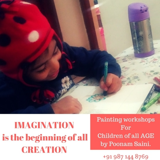 Painting workshopFo