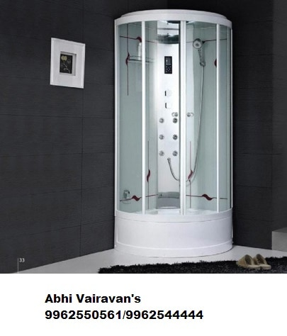 Modern BathroomBathroom Setting DealersReadymade Bathroom Dealers In  ChennaiGlass Bathroom Dealers In KodambakkamModern Glass Bathroom Available  In